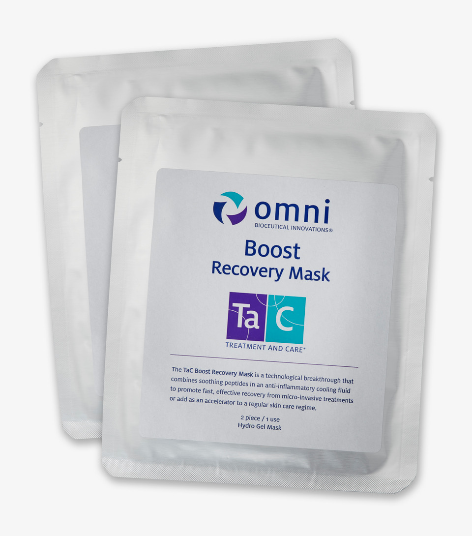 boost recovery mask, skin care, rebuild, inflammation, redness, calms, soothing, technological breakthrough