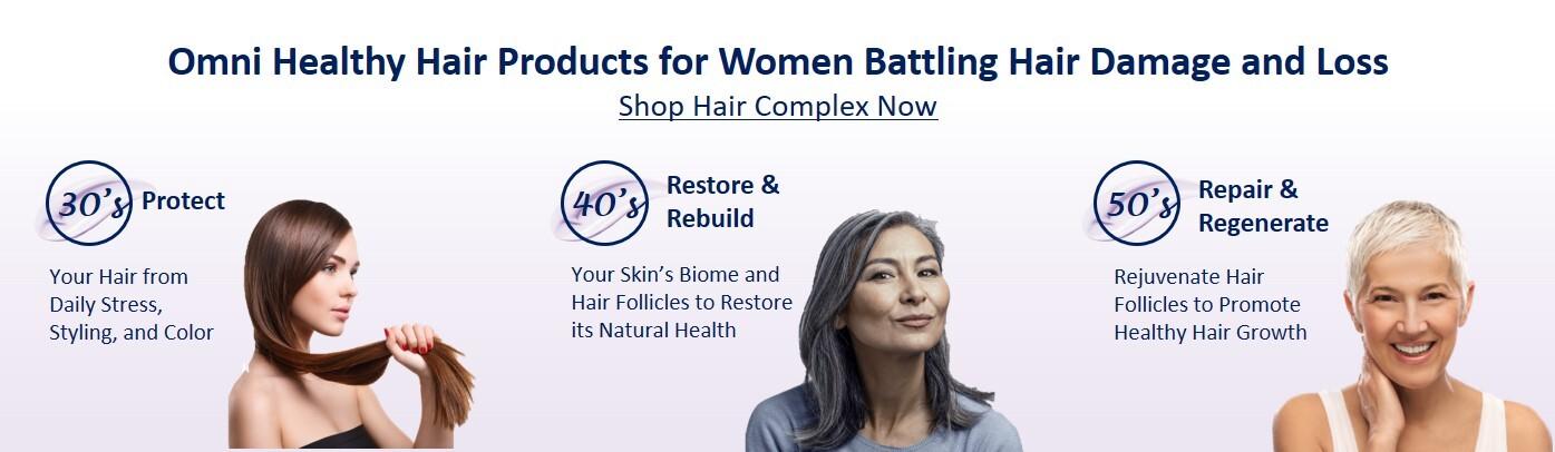 daily hair complex, m-007, womens hair loss, hairgrowth, haircare, hair care