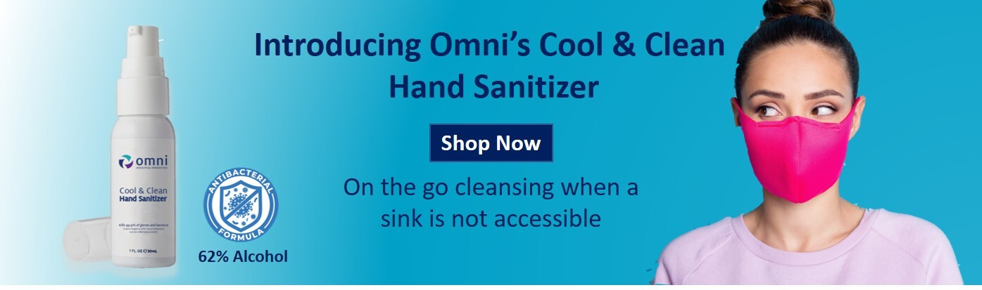 Hand sanitizer, Omni, summer, dry skin, healthy skin, kill germs, sanitize