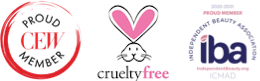 cruelty free, cew, iba