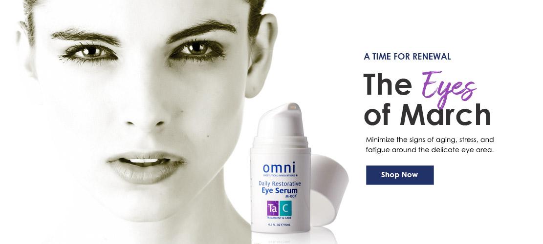 Medical grade eye serum